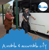 A mobile and accessible City
