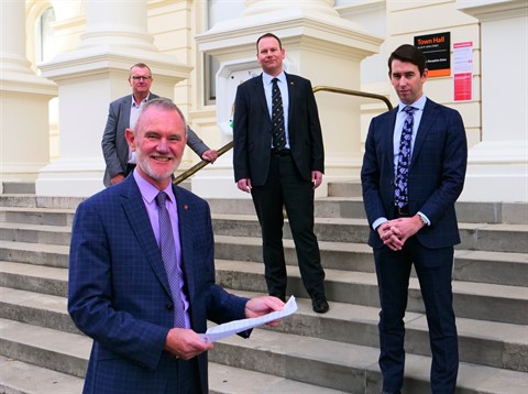 City of Launceston - Council to vote on 8.5 million community package.JPG