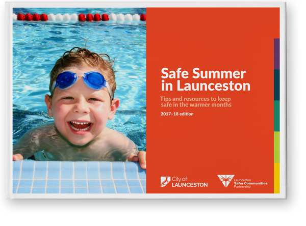 Safe Summer book
