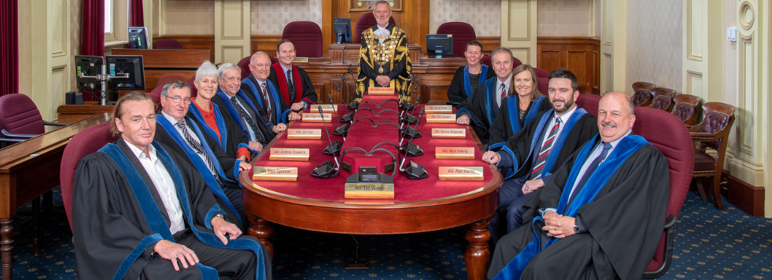 City of Launceston Councillors 2019.png