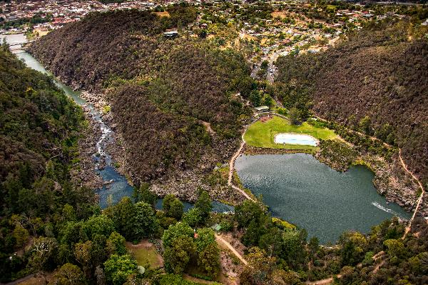 Aerial of Cataract