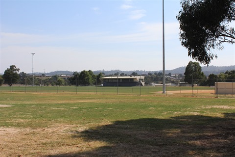Churchill Parks Sports Centre