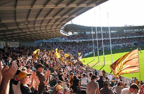 UTAS Stadium crowd 2