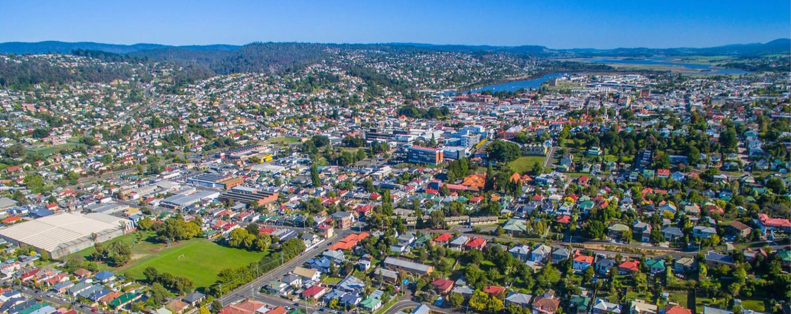 City of Launceston City View