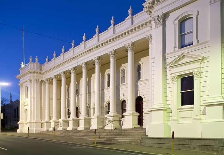 Launceston Town Hall