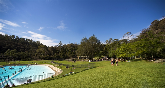 Cataract Gorge Reserve - First Basin Pool.jpg